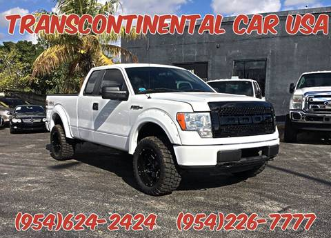 2010 Ford F150 For Sale >> Ford F 150 For Sale In Fort Lauderdale Fl Carsforsale Com