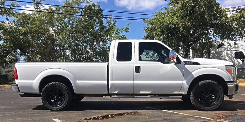 2011 Ford F-250 Super Duty  - Fort Lauderdale FL