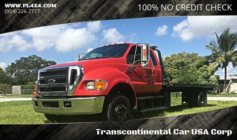 2006 Ford F-650 Super Duty for sale in Fort Lauderdale, FL