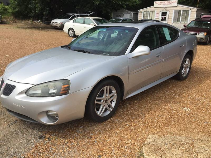 2005 Pontiac Grand Prix GTP 4dr Supercharged Sedan - Southaven MS