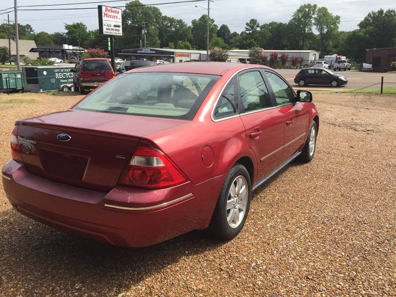 2005 Ford Five Hundred SEL 4dr Sedan - Southaven MS