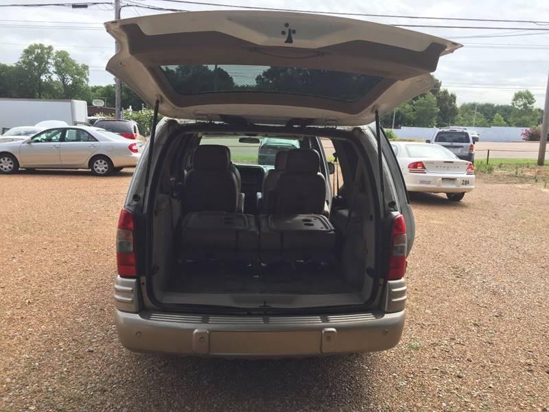 2004 Pontiac Montana MontanaVision 4dr Extended Mini-Van - Southaven MS