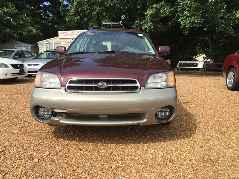 2000 Subaru Outback AWD Limited 4dr Wagon - Southaven MS