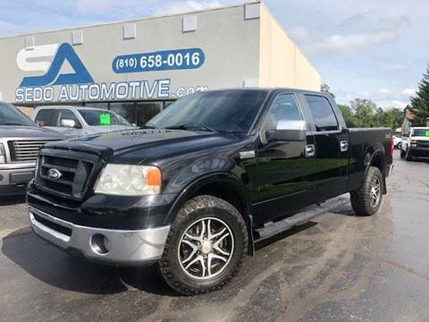2008 Ford F-150 for sale in Davison, MI