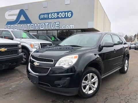 2011 Chevrolet Equinox for sale in Davison, MI