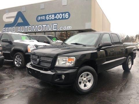 2010 Dodge Dakota for sale in Davison, MI