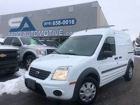 2012 Ford Transit Connect for sale in Davison, MI