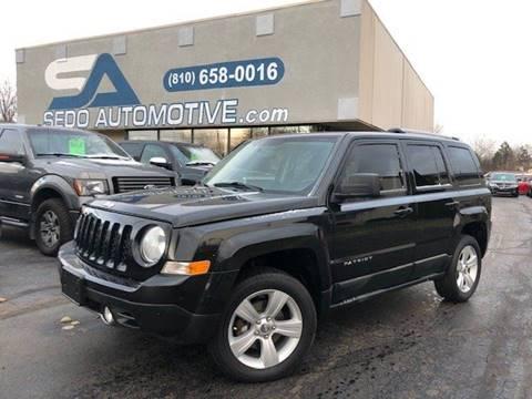2011 Jeep Patriot for sale in Davison, MI