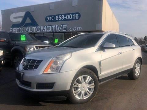 2011 Cadillac SRX for sale in Davison, MI
