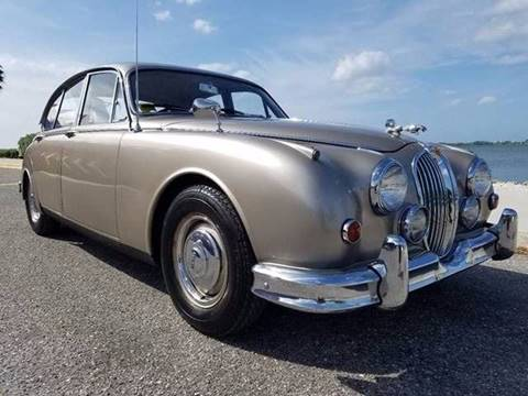 1963 Jaguar Mark ll for sale at Thoroughbred Motors in Sarasota FL