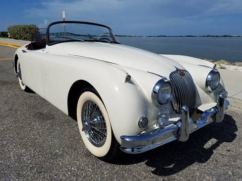 1959 Jaguar XK for sale at Thoroughbred Motors in Sarasota FL