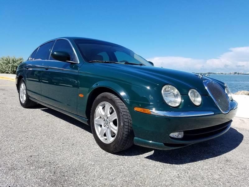 2004 Jaguar S-Type for sale at Thoroughbred Motors in Sarasota FL