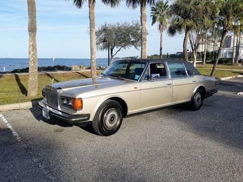 1986 Rolls-Royce Silver Spur for sale in Sarasota, FL
