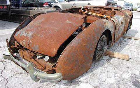 1956 Austin-Healey Sprite MKIII for sale in Sarasota, FL