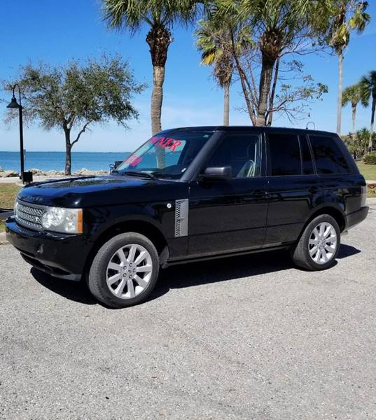 2006 Land Rover Range Rover Supercharged 4dr SUV 4WD In