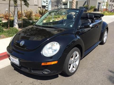 2007 Volkswagen New Beetle for sale at Elite Dealer Sales in Costa Mesa CA