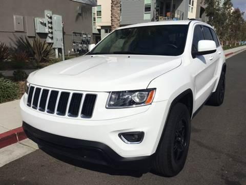 2014 Jeep Grand Cherokee for sale at Elite Dealer Sales in Costa Mesa CA