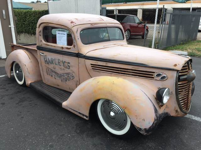 1938 Ford F-100 for sale at Elite Dealer Sales in Costa Mesa CA