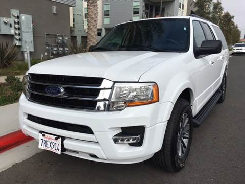 2016 Ford Expedition EL for sale at Elite Dealer Sales in Costa Mesa CA