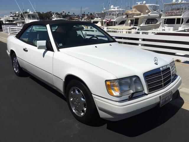 1994 Mercedes Benz E Class   Costa Mesa, CA ORANGE COUNTY CALIFORNIA  Convertible Vehicles For Sale Classified Ads   FreeClassifieds.com