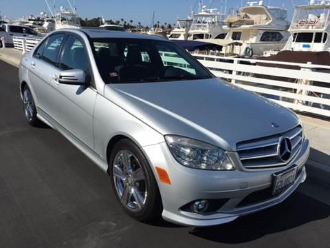 2010 Mercedes-Benz C-Class for sale at Elite Dealer Sales in Costa Mesa CA