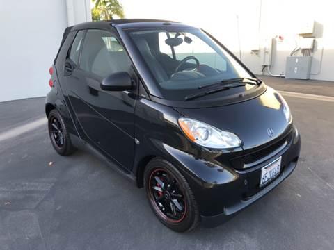 2008 Smart fortwo for sale at Elite Dealer Sales in Costa Mesa CA