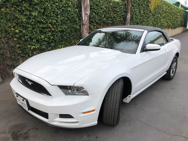 2014 Ford Mustang for sale at Elite Dealer Sales in Costa Mesa CA