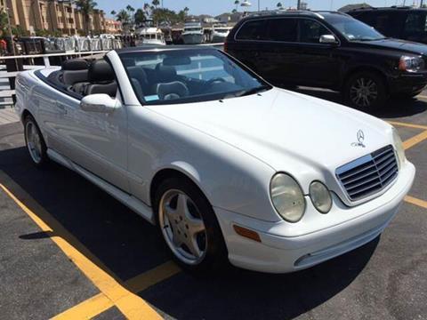 2000 Mercedes-Benz CLK for sale at Elite Dealer Sales in Costa Mesa CA