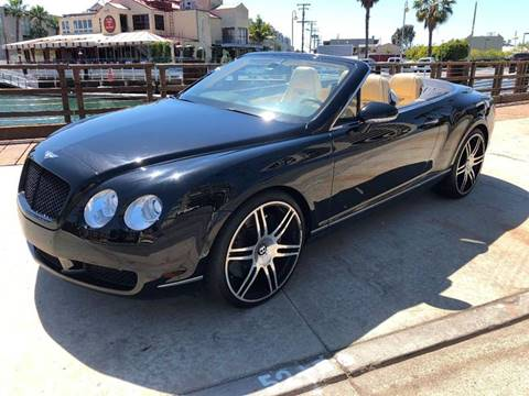 2008 Bentley Continental for sale at Elite Dealer Sales in Costa Mesa CA