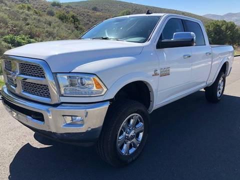 2016 RAM Ram Pickup 2500 for sale at Elite Dealer Sales in Costa Mesa CA