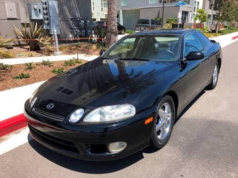 1998 Lexus SC 300 for sale at Elite Dealer Sales in Costa Mesa CA