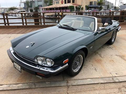 1990 Jaguar XJ-Series for sale at Elite Dealer Sales in Costa Mesa CA