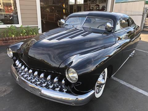 1950 mercury coupe for sale in costa mesa, ca