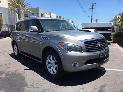 2014 Infiniti QX80 for sale at Elite Dealer Sales in Costa Mesa CA