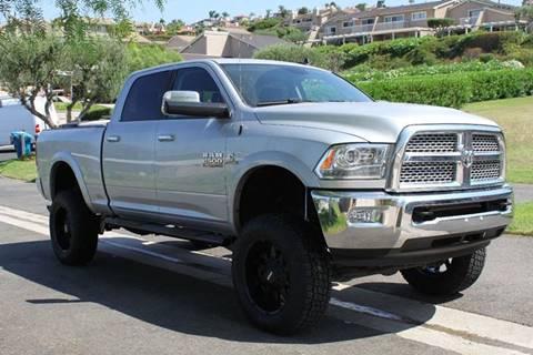2015 RAM Ram Pickup 2500 for sale at Elite Dealer Sales in Costa Mesa CA