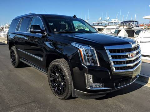 2016 Cadillac Escalade for sale at Elite Dealer Sales in Costa Mesa CA