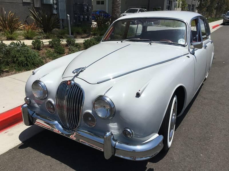 1961 Jaguar MK 2 for sale at Elite Dealer Sales in Costa Mesa CA