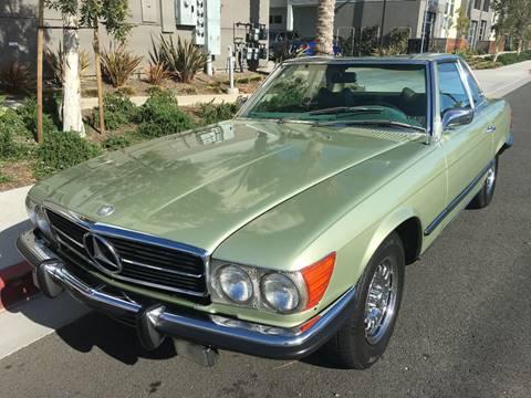 1973 Mercedes-Benz 450-Class for sale at Elite Dealer Sales in Costa Mesa CA