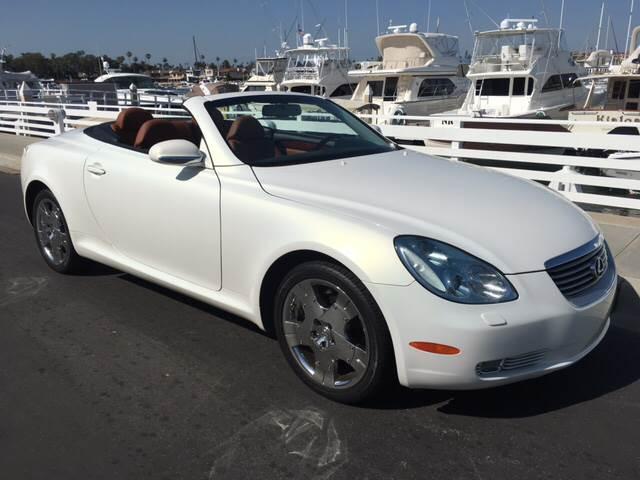 2004 Lexus SC 430 for sale at Elite Dealer Sales in Costa Mesa CA