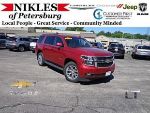 2015 Chevrolet Tahoe for sale in Petersburg, IL
