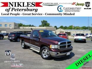 2005 Dodge Ram Pickup 2500 for sale in Petersburg, IL