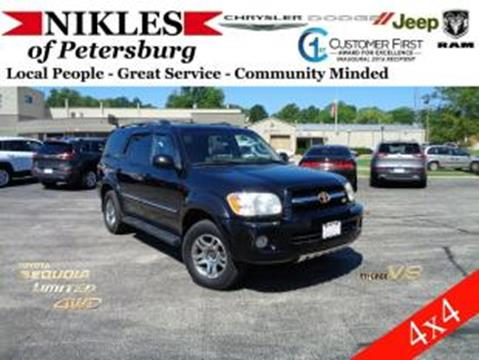 2006 Toyota Sequoia for sale in Petersburg, IL