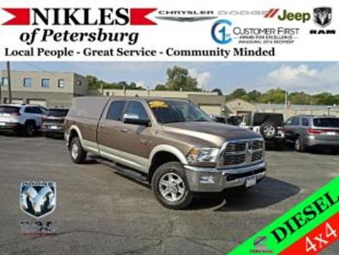 2010 Dodge Ram Pickup 2500 for sale in Petersburg, IL