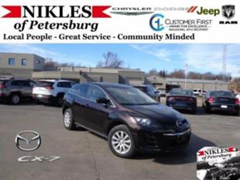 Mazda Cx 7 For Sale In Illinois