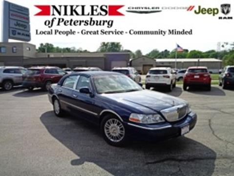 Lincoln Town Car For Sale In Rogers Mn Carsforsale Com
