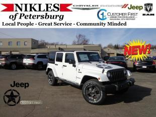 2017 Jeep Wrangler Unlimited for sale in Petersburg, IL