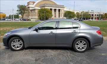 2013 Infiniti G37 Sedan for sale in Dayton, OH