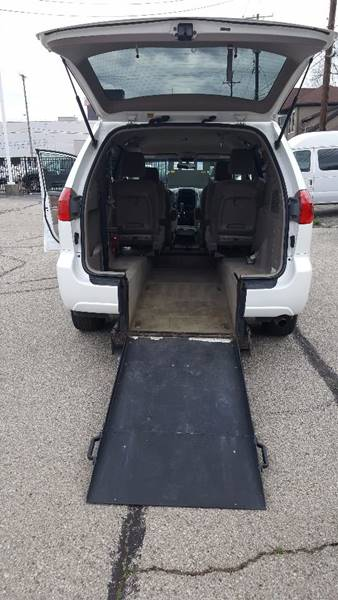 2010 Toyota Sienna for sale at Burhill Leasing Corp. in Dayton OH