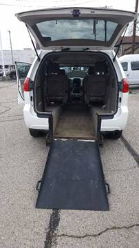 2010 Toyota Sienna for sale in Dayton OH