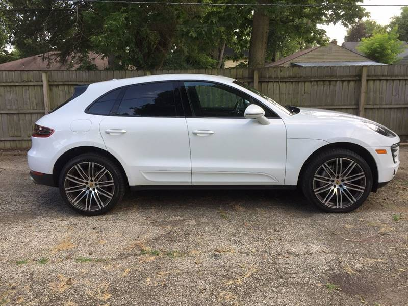 2016 Porsche Macan for sale at Burhill Leasing Corp. in Dayton OH
